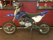 Coolster 125cc Dirt Bike - Blue / White